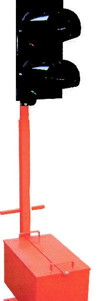 Semafor mobil model 4